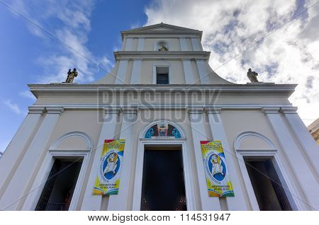 Cathedral Of San Juan Bautista - San Juan, Puerto Rico