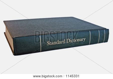 Standard Dictionary