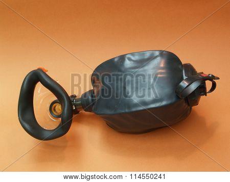Manual resuscitation bag