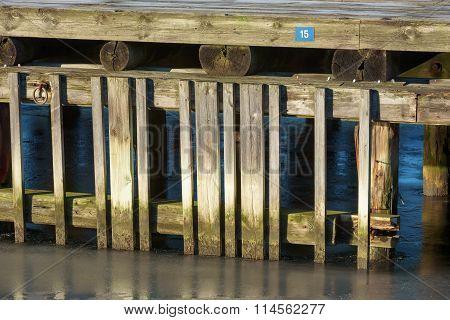 Pier Underside