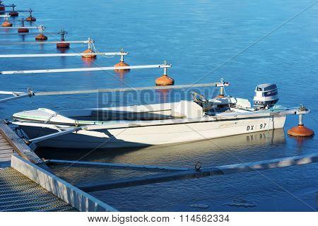 Half Drowned Boat