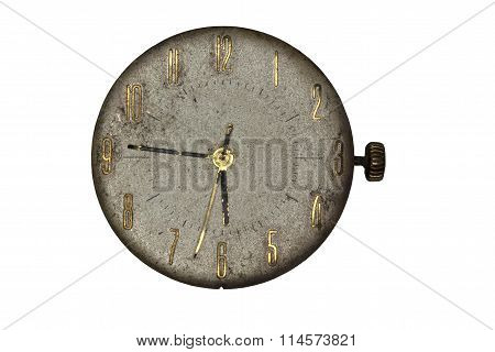 Vintage pocket watch - dial only