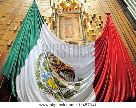 Virgen Méxicana