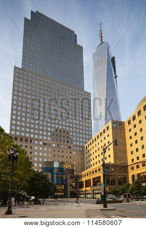 World Financial Center, New York, Editorial