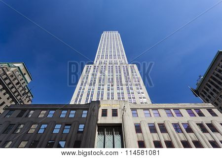 Empire State Building, Editorial