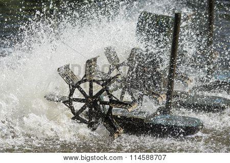 Thailand Bangkok Samut Prakan Water Power