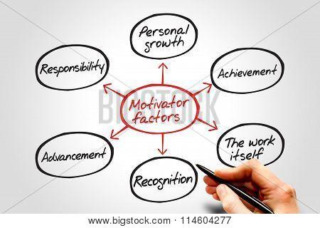 Motivator Factors