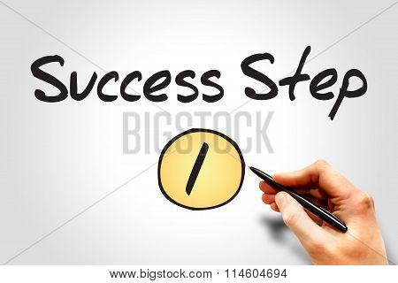1 Success Step