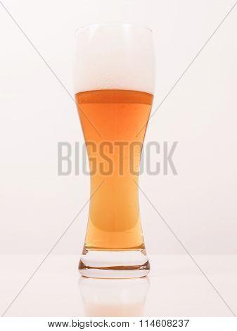 Weizen Beer Vintage