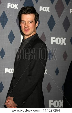 LOS ANGELES - JAN 15:  Christian Hebel at the FOX Winter TCA 2016 All-Star Party at the Langham Huntington Hotel on January 15, 2016 in Pasadena, CA