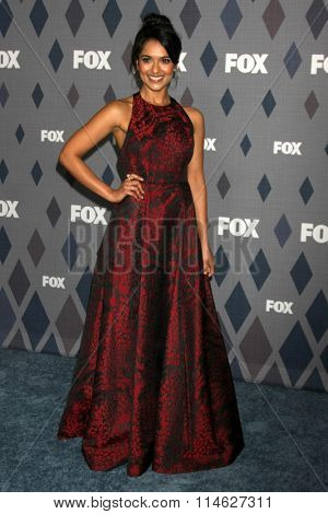 LOS ANGELES - JAN 15:  Dilshad Vadsaria at the FOX Winter TCA 2016 All-Star Party at the Langham Huntington Hotel on January 15, 2016 in Pasadena, CA