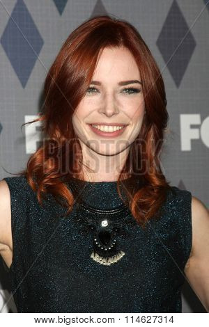 LOS ANGELES - JAN 15:  Chloe Dykstra at the FOX Winter TCA 2016 All-Star Party at the Langham Huntington Hotel on January 15, 2016 in Pasadena, CA