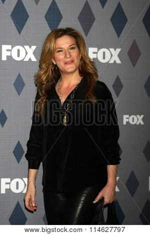 LOS ANGELES - JAN 15:  Ana Gasteyer at the FOX Winter TCA 2016 All-Star Party at the Langham Huntington Hotel on January 15, 2016 in Pasadena, CA