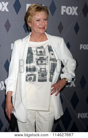 LOS ANGELES - JAN 15:  Eve Plumb at the FOX Winter TCA 2016 All-Star Party at the Langham Huntington Hotel on January 15, 2016 in Pasadena, CA
