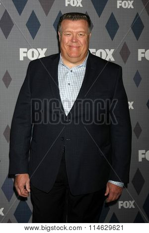 LOS ANGELES - JAN 15:  Joel McKinnon Miller at the FOX Winter TCA 2016 All-Star Party at the Langham Huntington Hotel on January 15, 2016 in Pasadena, CA