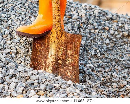 Digging Hard Stone