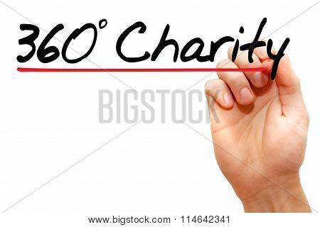 360 Degrees Charity