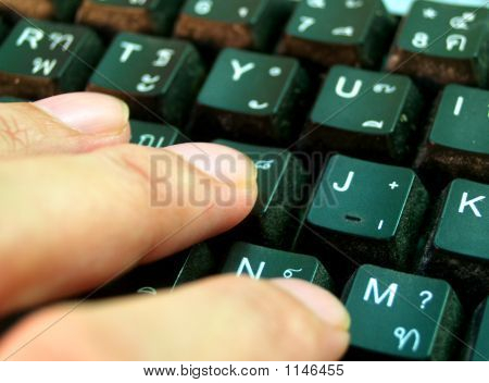 Typing  Key Board  02