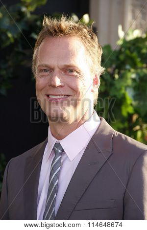 Peter Hedges at the Los Angeles premiere of