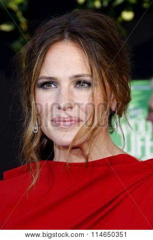 Jennifer Garner at the Los Angeles premiere of