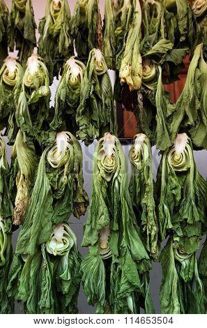 Asia Thailand Chiang Rai Mae Salong Market