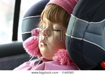 Sleeping In A Car