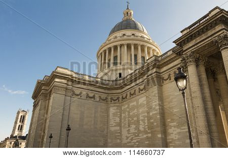 The Pantheon Museum, Paris, France.