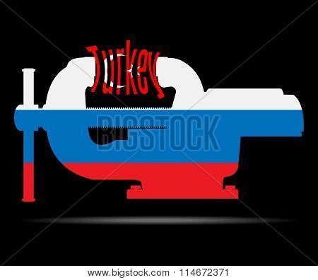 Russian Pressure On Turkey