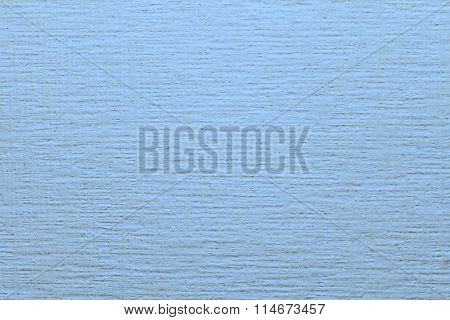 Blue non-woven wallpaper for painting. Beautiful background design texture.