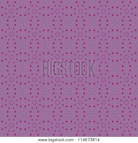 Seamless diamond pattern violet purple