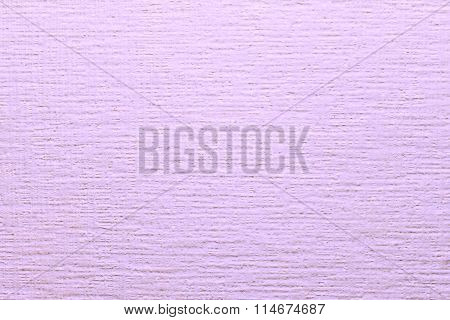 Lilac non-woven wallpaper for painting.