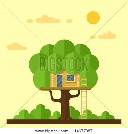 House On Tree