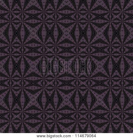 Seamless diamond pattern brown black purple