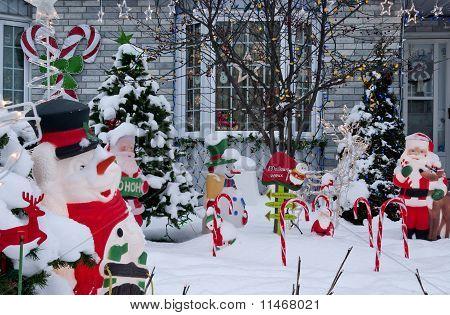 Frontyard Christmas