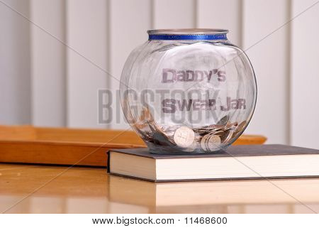 Daddy's Swear Jar