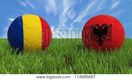 Romania - Albania
