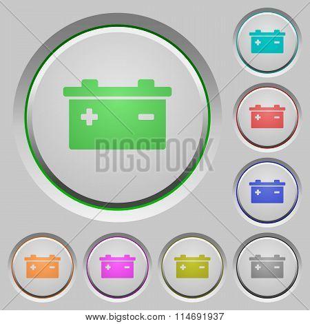 Battery Push Buttons