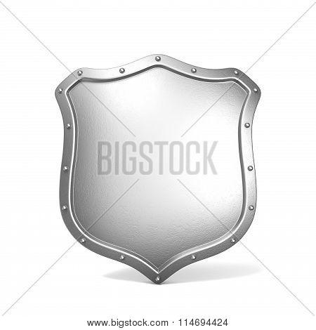 Metal shield. 3D