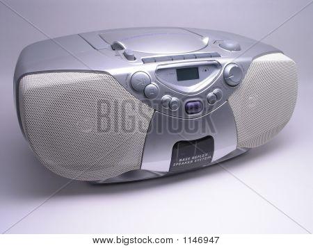Music Boom Box - 1