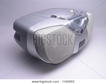 Music Boom Box - 2
