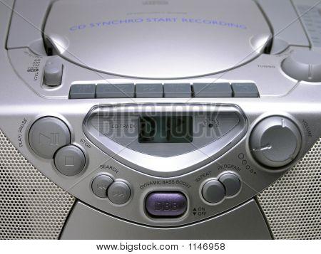 Music Boom Box - 3