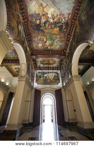 Pantheon Simon Bolivar