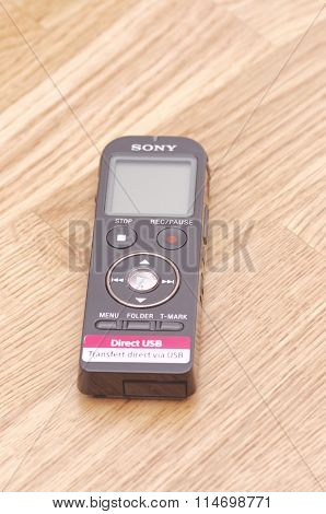 IC Recorder Sony ICD-UX532