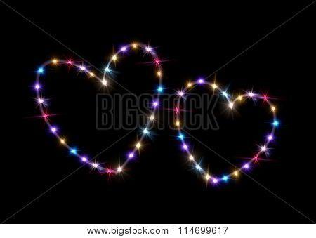 Double Hearts