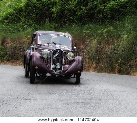 FIAT 508 S Berlinetta Mille Miglia 1936