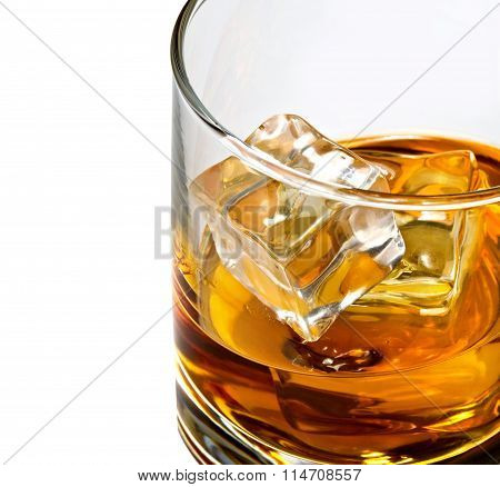 Whiskey Glass Cliose Up
