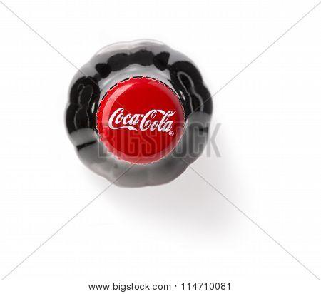 ,classic Bottle Of Coca-cola
