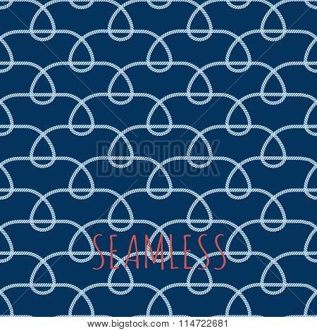 sea rope pattern
