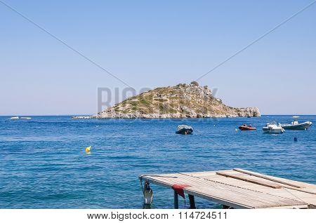 Agios Nikolaos Island, Zakynthos