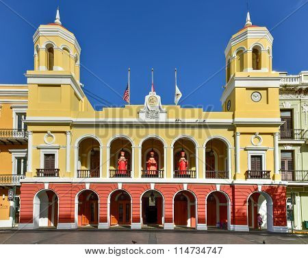 San Juan Old City Hall